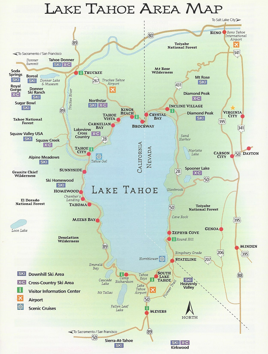 Lake Tahoe Tales Trivia Keeping Lake TahoeThe Best Lake